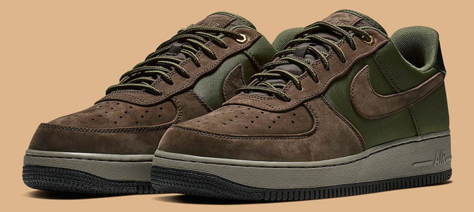 Available Now: Nike Air Force 1 Low 07