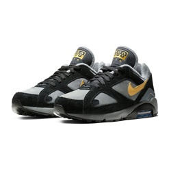 056f8fe7d5b The Nike Air Max 180 Grey Black Wheat is a Treat for Your Feet