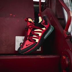 All Terrain Vehicle  Nike Air Max 270 Bowfin On-Foot Shots from OVERKILL -  The Drop Date 43ad6eb69