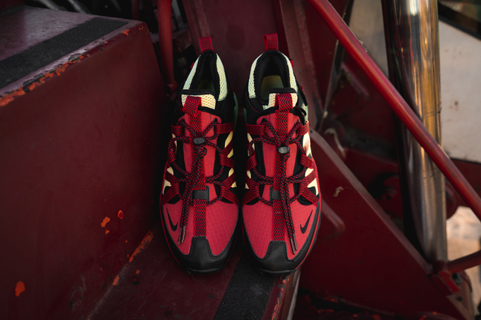 the best attitude bde8c 39eec All Terrain Vehicle: Nike Air Max 270 Bowfin On-Foot Shots ...