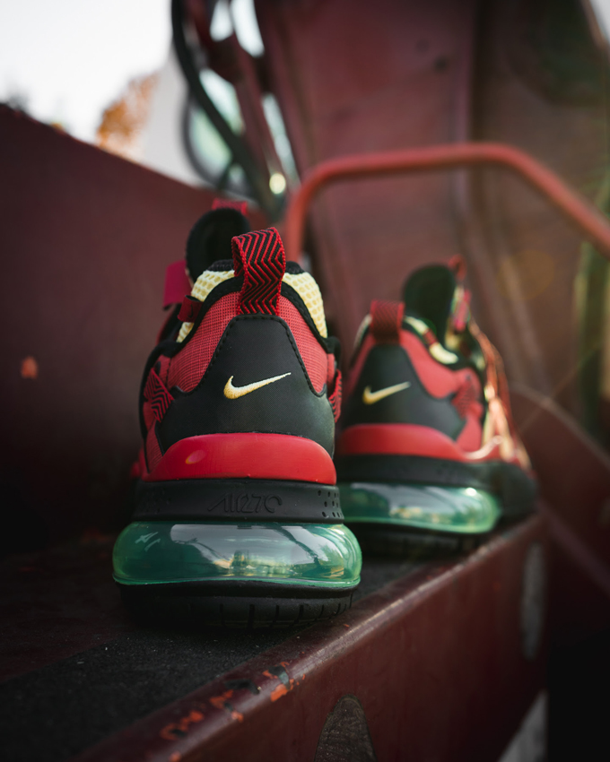 All Terrain Vehicle  Nike Air Max 270 Bowfin On-Foot Shots from ... 664794aa3