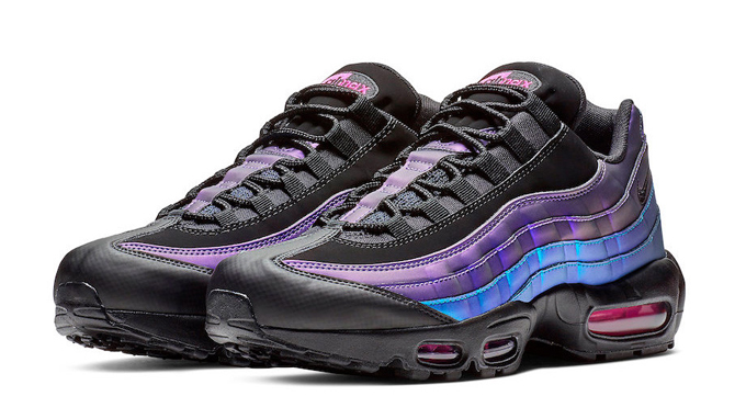 d8910f3004f Shimmy Shimmy Ya! It's the Nike Air Max 95 Throwback Future - The ...