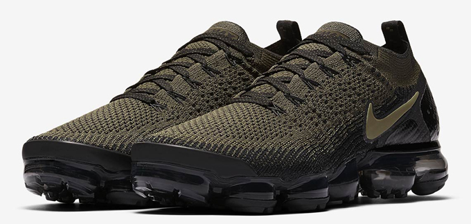 new style 459a9 b6425 Caution! May Bite: Nike Air VaporMax Flyknit 2 Snake - The ...