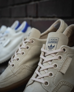 a05b64e9 Available Now: the adidas x Union Garwen SPZL