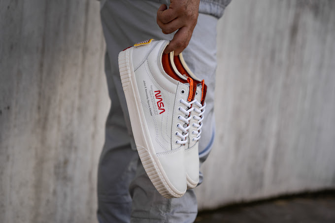 5511629dd93c The Vans x NASA Space Voyager Collection is Ready for Blast Off ...