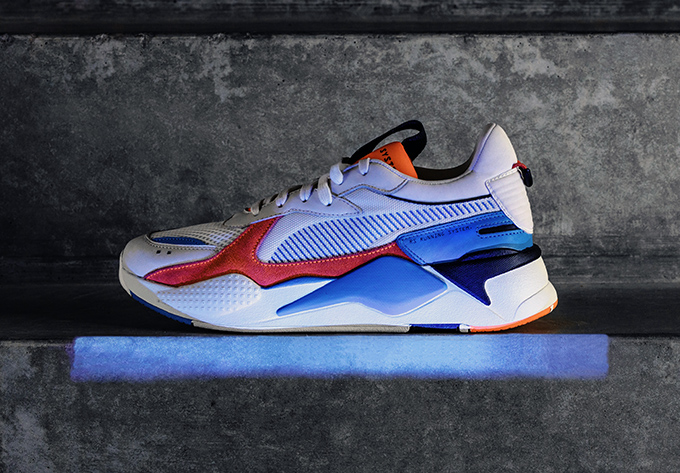 low cost 550d7 e2107 PUMA RS-X Reinvention