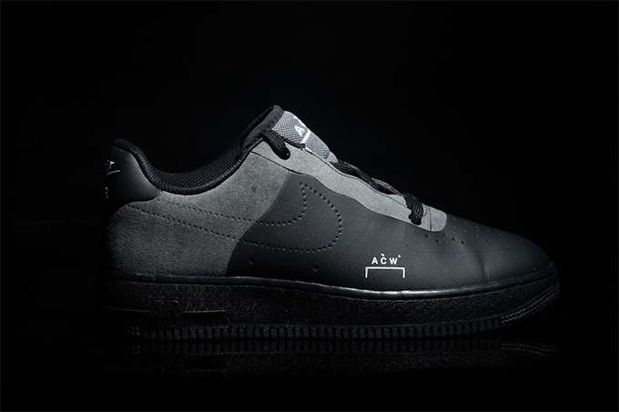 timeless design b5f6d 93876 A-COLD-WALL  x Nike Air Force 1 Low