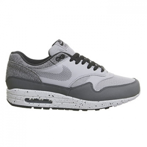 NIKE AIR MAX 1 WOLF GREY & ANTHRACITE