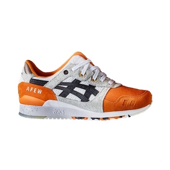 sale retailer 8ba44 2dfd2 ASICS x AFEW x BEAMS Gel Lyte 3 - Orange Koi - 20 NOV 2018 ...