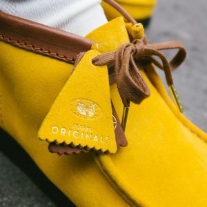 8ccba276f466 From Shaolin to Soho  a closer look at the Clarks Originals x Wu Wear  Wallabee WW