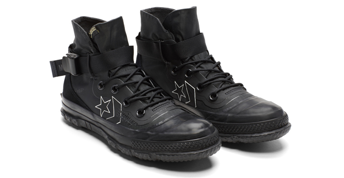Gore Tex Abound With The Converse Mc18 Collection The