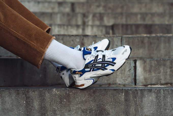 Mikroprocessor Det där maska  ASICS Gel-Kayano 5: On-Foot Shots by solebox - The Drop Date