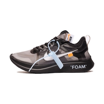 8acb8b3b9ebc Nike x Off White ZOOM FLY - BLACK - 28 NOV 2018 - The Drop Date