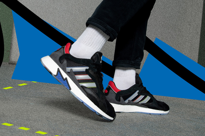 brand new cf07b 559d9 Dig in to the Archive with the adidas Originals TRESC RUN