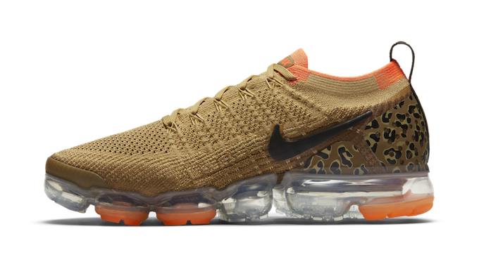 871244475b605 The Safari Continues with the Nike Air VaporMax Flyknit 2 Leopard ...