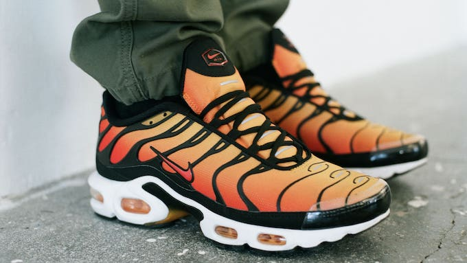 Shine Bright with the Nike Air Max Plus OG Sunset The Drop
