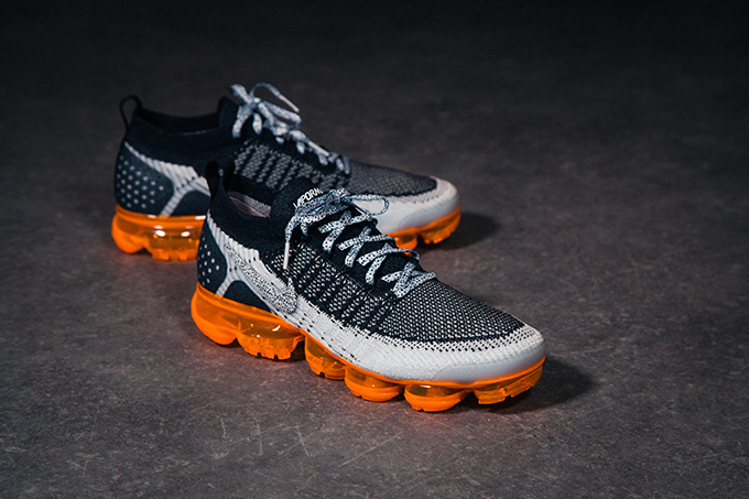 fdb2c4d07f7 Nike Air VaporMax Flyknit 2 Safari  A Closer Look - The Drop Date
