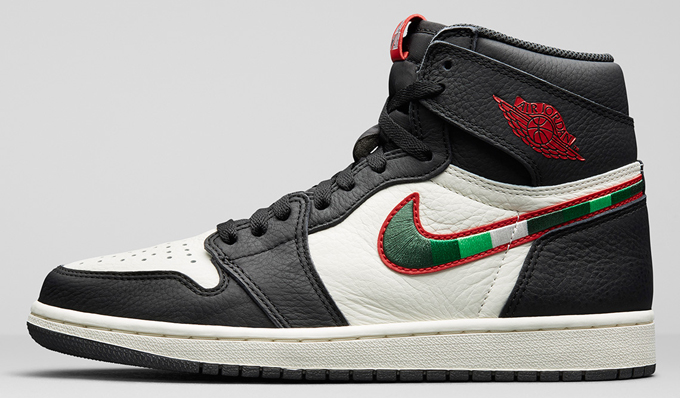 best service 08d8c 6ccc0 Out Now: the Nike Air Jordan 1 Hi Retro Sports Illustrated ...