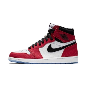 421d57d8e0d Nike Air Jordan 1 High Retro - SPIDER MAN - AVAILABLE NOW - The Drop ...