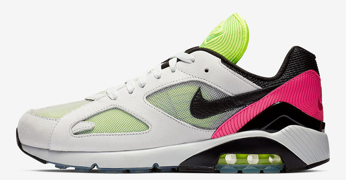 Freedom Reigns with the Nike Air Max 180 Berlin - The Drop Date