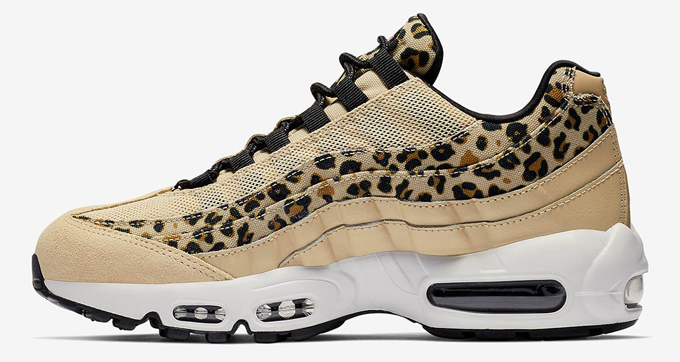 Show Your Spots with the Nike WMNS Air Max 95 Premium The