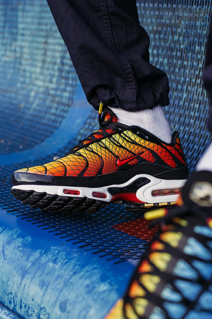 uk availability 92299 c5889 Nike Air Max Plus Greedy - The Drop Date