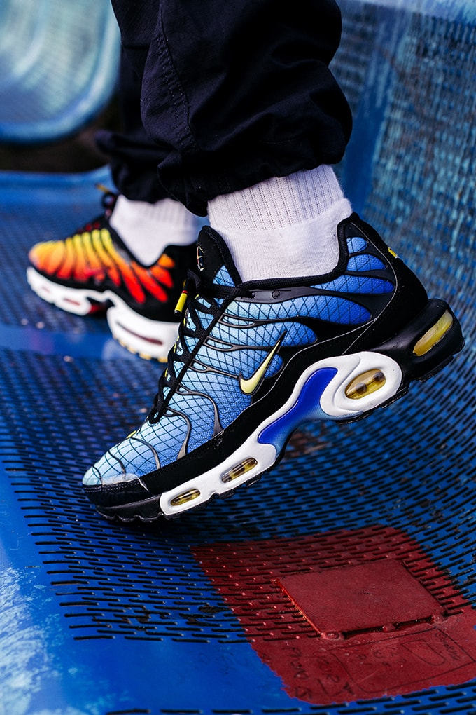 969cea75f0 Nike Air Max Plus Greedy - The Drop Date