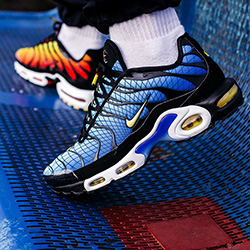 f0dbbc3333 Curb Your Hunger: On-Foot with the Nike Air Max Plus Greedy