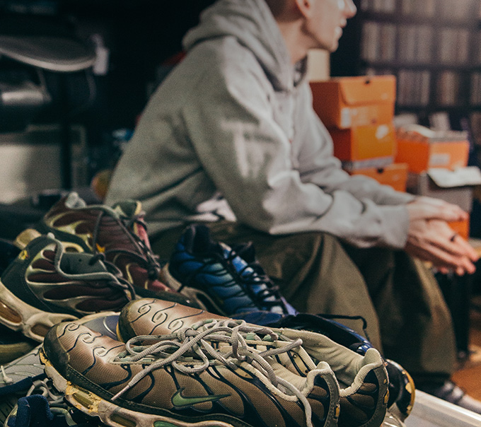 Tuned To Perfection: A Personal History of the Nike Air Max Plus ...