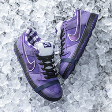 96a895876b1 The Purple Lobster Comes Ashore with the Nike x Concepts Dunk Low Pro SB OG