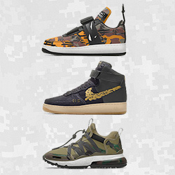 newest 81ed9 a303c Available Now, For One Week Only Nike x Maharishi By You