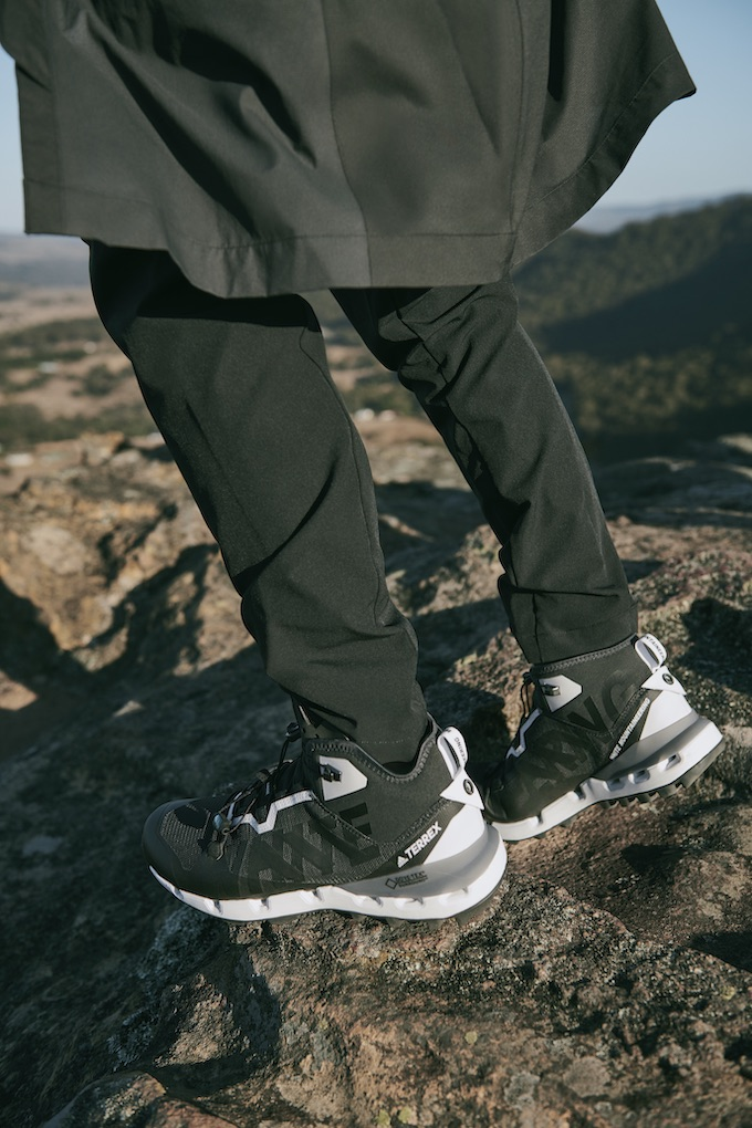 The ADIDAS TERREX X WHITE MOUNTAINEERING FW18 COLLECTION will release on  AVAILABLE NOW 65db5b154