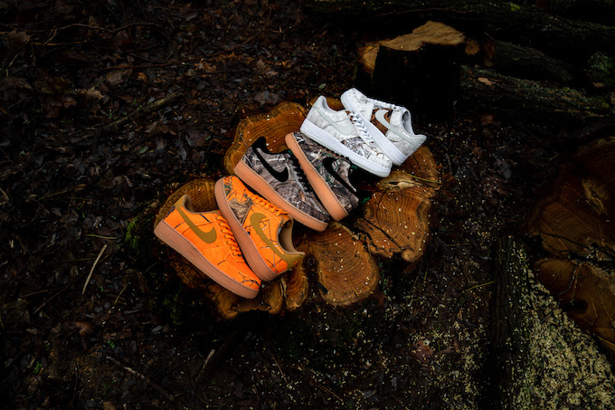 6457df70cfe7f Go Unseen with the Nike Air Force 1 Realtree Camo - The Drop Date