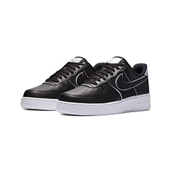 hot sale online 1be42 93f1d Festive Shine hits the Nike Air Force 1 07 LV8