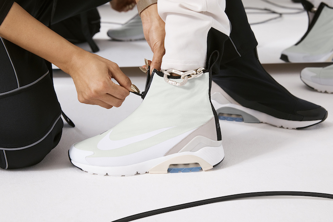 537eabcb3501 The apparel offering will be followed by the NIKE X AMBUSH AIR MAX 180 in  2019.