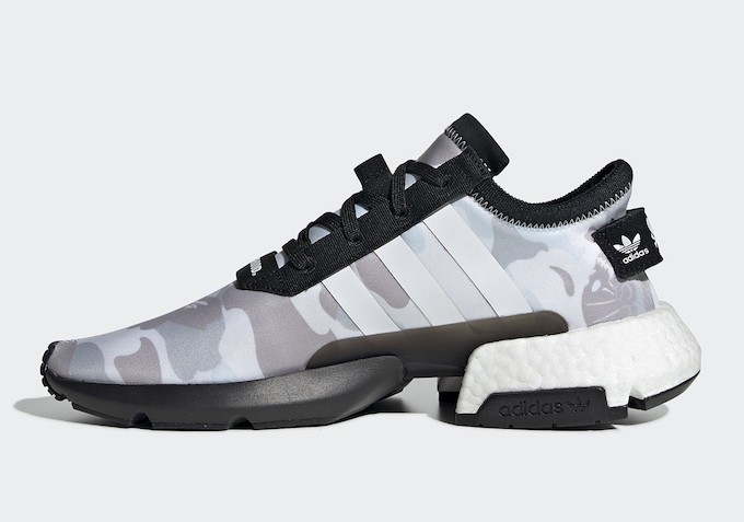 ad16fa1227881 Clash of the Prints  adidas x Bape x Neighborhood Collection - The ...