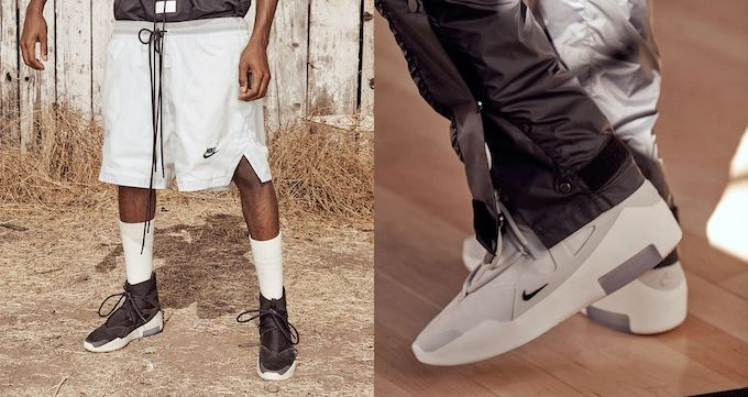 49c022512c2 Jerry Lorenzo returns for the basketball-inspired NIKE X FEAR OF GOD  COLLECTION…