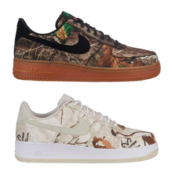 Nike Air Force 1 Real Tree Camo