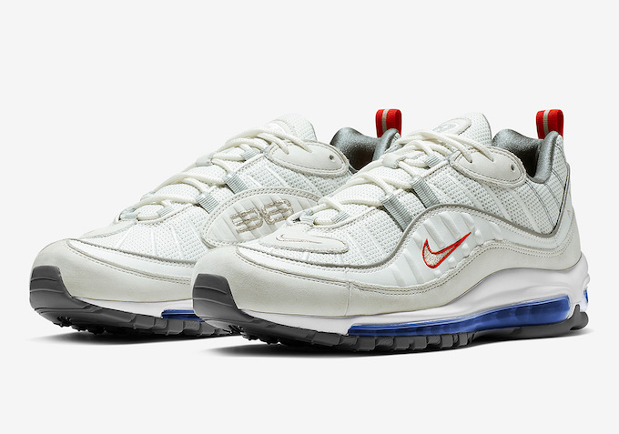 huge discount ba8f0 024bc Rep  98 With Pride on the New Nike Air Max 98