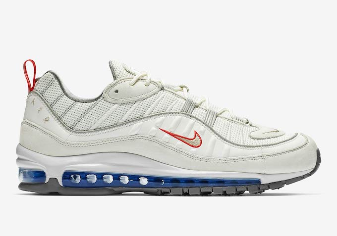 best sneakers 865bf 64f6b Both colourways of this NIKE AIR MAX 98 are AVAILABLE NOW  hit the  respective banners below to pick up a pair today. Next
