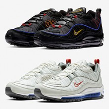 f7fb165c3e Rep '98 With Pride on the New Nike Air Max 98