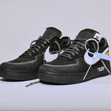 5a7106e2df7 The Nike x Off-White Air Force 1 is Here. December 19th