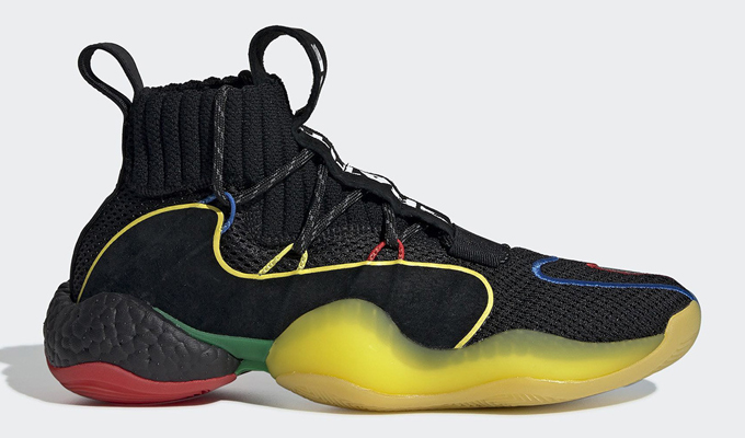 brand new 4c0d3 b2c7d The ADIDAS X PHARRELL CRAZY BYW LVL X is AVAILABLE NOW hit the banner  below to pick up a pair when they drop.