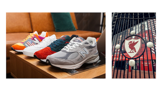 look for available fresh styles You'll Never Walk Alone: the New Balance NB1 x Jürgen Klopp ...