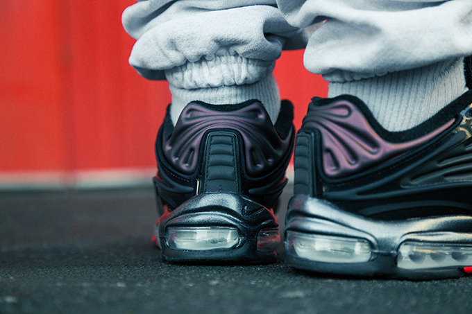 Nike Air Max Deluxe SE: On Foot Shots The Drop Date