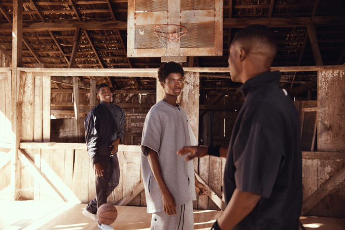 23bbaef7 Basketball Meets the Wild West: Nike x Fear of God Apparel ...