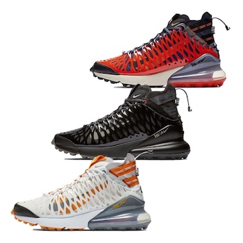 NIKE AIR MAX 270 ISPA SP SOE AVAILABLE NOW The Drop Date