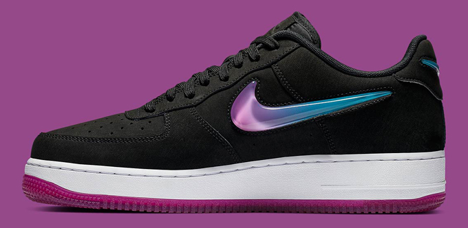 online store 43a95 d06db Available Now: Nike Air Force 1 07 SE PRM Jelly Puff - The ...