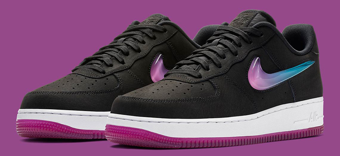 Available Now: Nike Air Force 1 07 SE PRM Jelly Puff The