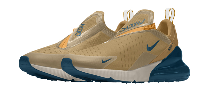 Make It Personal: the Nike Air Max 270 iD The Drop Date
